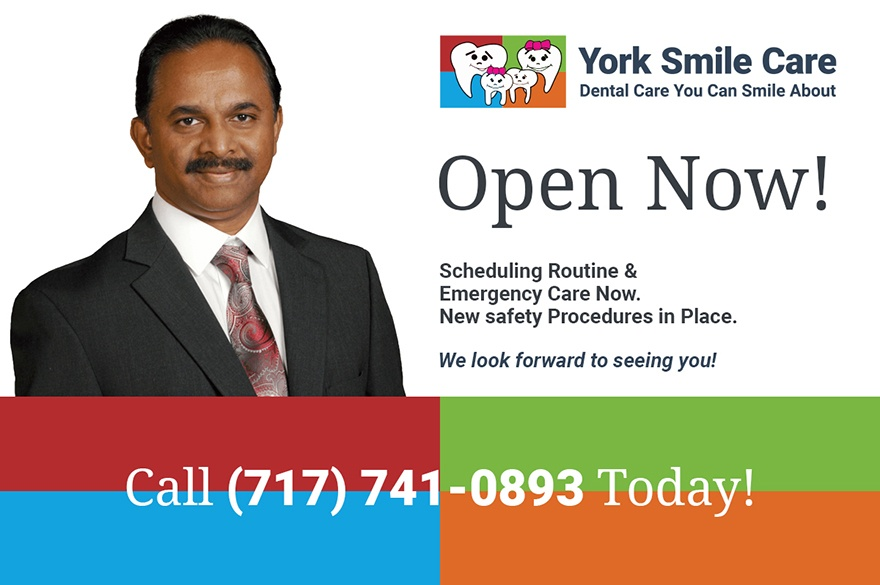 York Pennsylvania dentist Doctor Cyriac